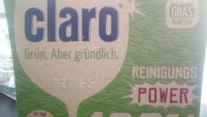 Umweltfreundliche Zero Waste Spülmaschinentabs