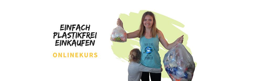 Onlinekurs plastikfrei einkaufen