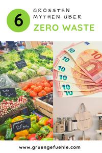 Zero Waste Lebensstil