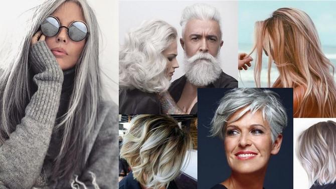 Astuces pour les cheveux blonds, blancs, gris, mêchés, polaires...