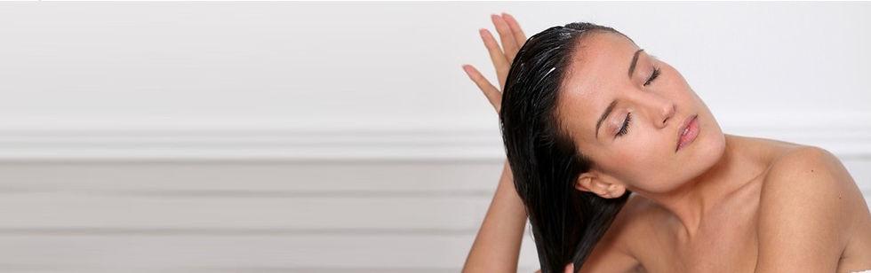 soin cheveux secs kératine réparateur sans rinçage
