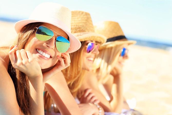 Pensez à protéger vos cheveux de l'été