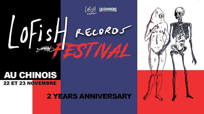 Lofish records festival le chinois