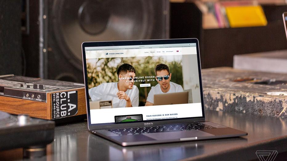 Poker ambition | Branding & web development
