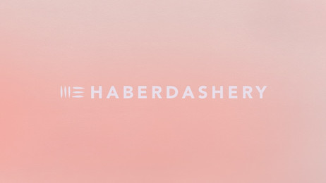 Haberdashery | Branding, photography & web development