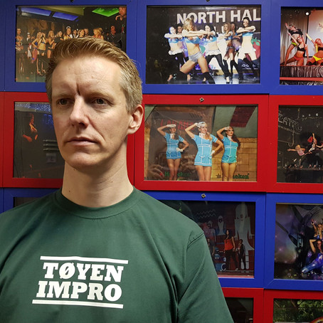 30.10. - 6PM - WS06 TERJE BREVIK -  HOW TO SAY NO IN IMPROV AND STILL HAVE A GOOD TIME