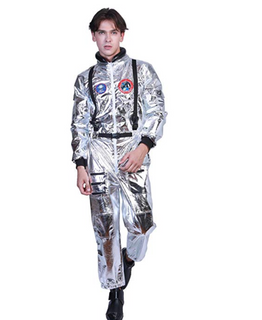 Silver Spacesuit