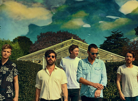 FOALS REVEAL ANOTHER TUNE - ON THE LUNA
