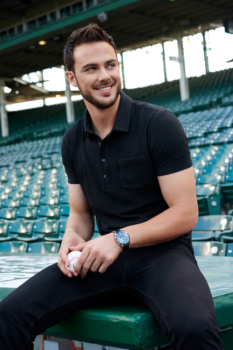Express with Kris Bryant