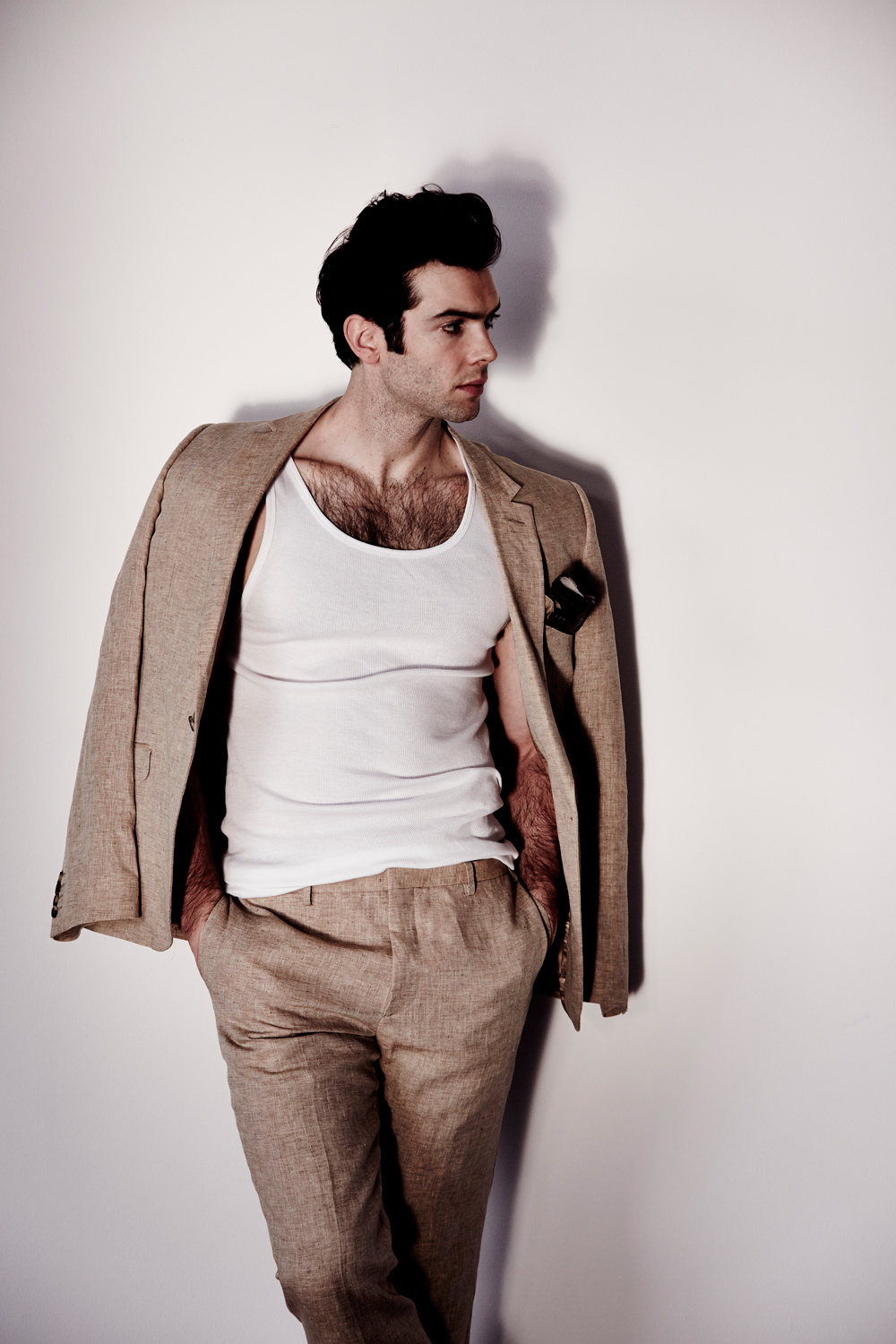Maxim with Ethan Peck