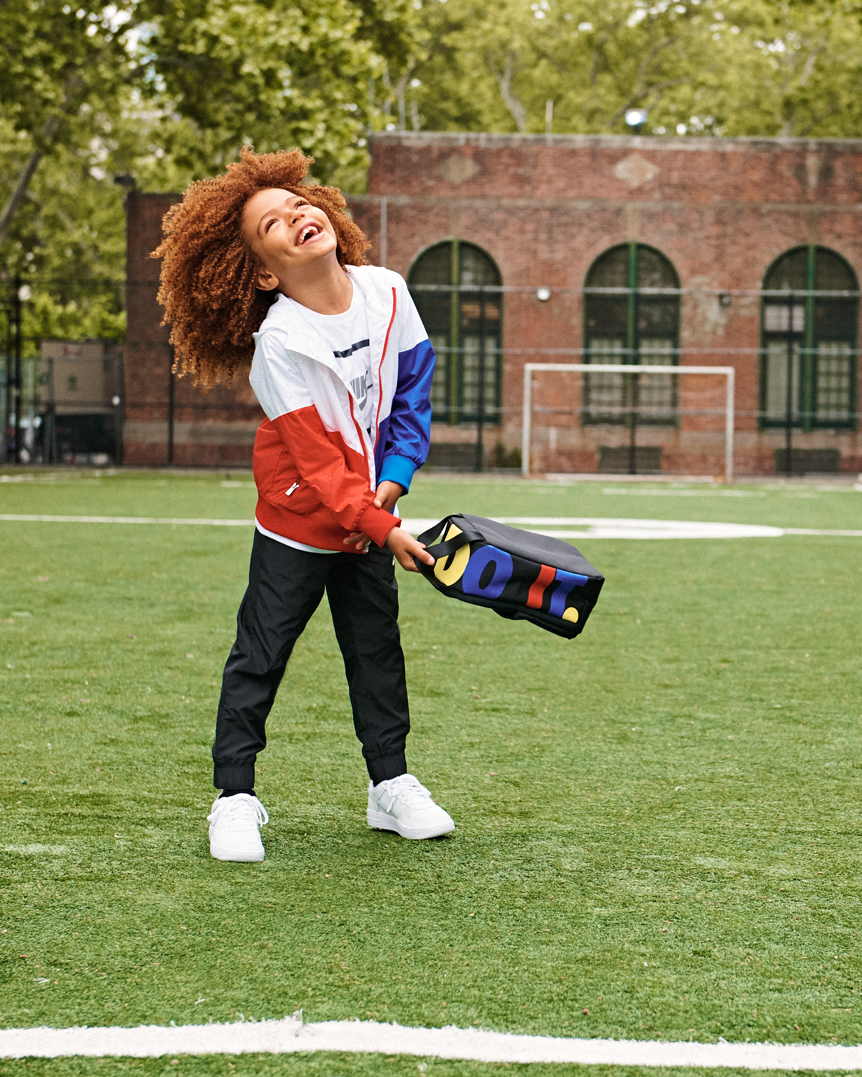 Nike Kids Fall 2018 Campaign