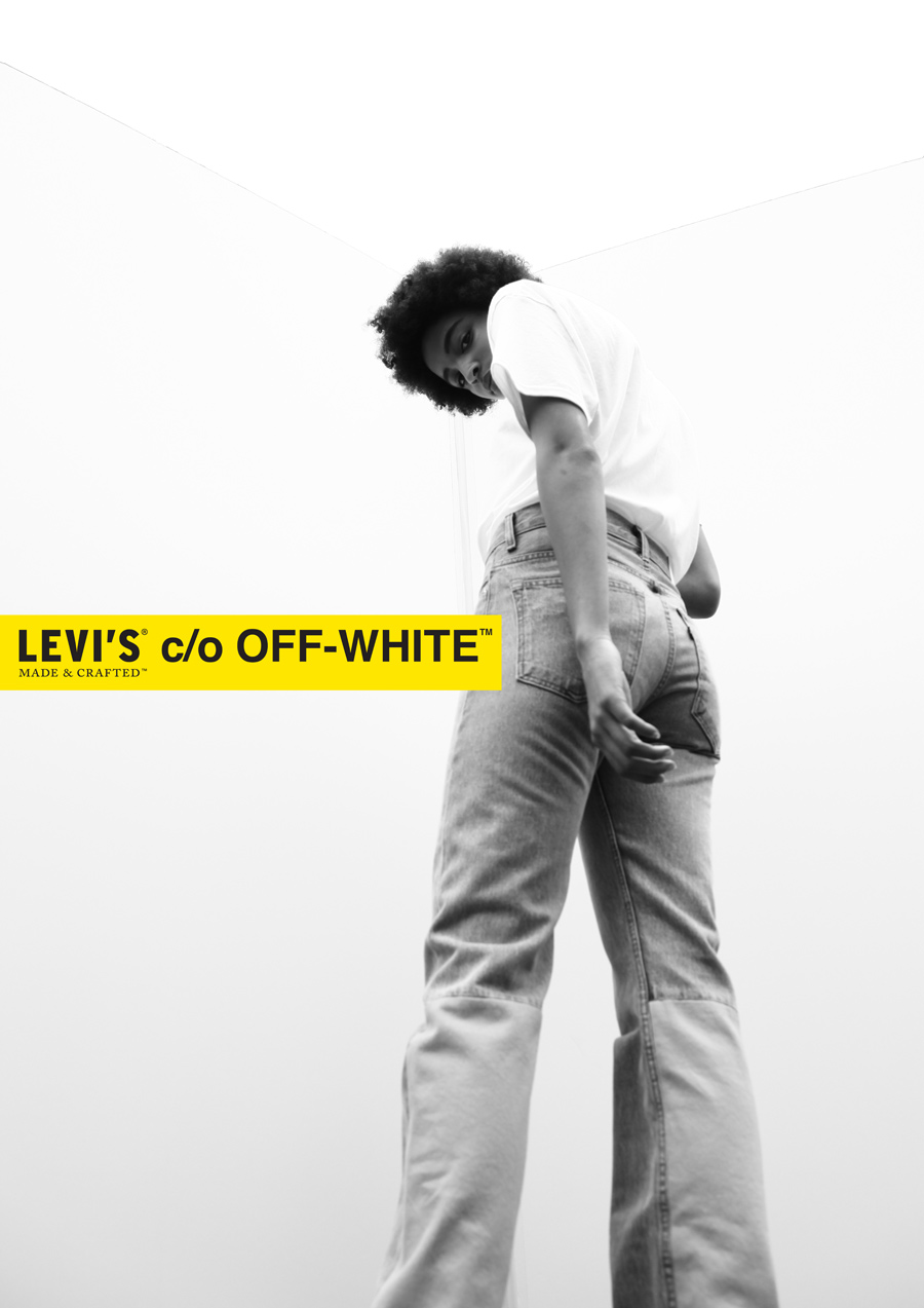 Levis c/o Off White