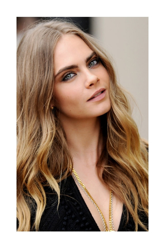 EYEBROW TRENDS OVER THE YEARS | 2018 CARA DELEVIGNE | SOFIA ROSE BEAUTY | Pic credit: STUART C. WILSON/GETTY IMAGES