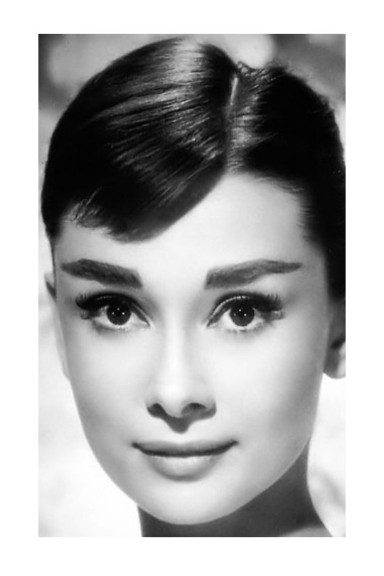 EYEBROW TRENDS OVER THE YEARS | 1960s AUDREY HEPBURN | SOFIA ROSE BEAUTY | Pic credit: Wearehq.com