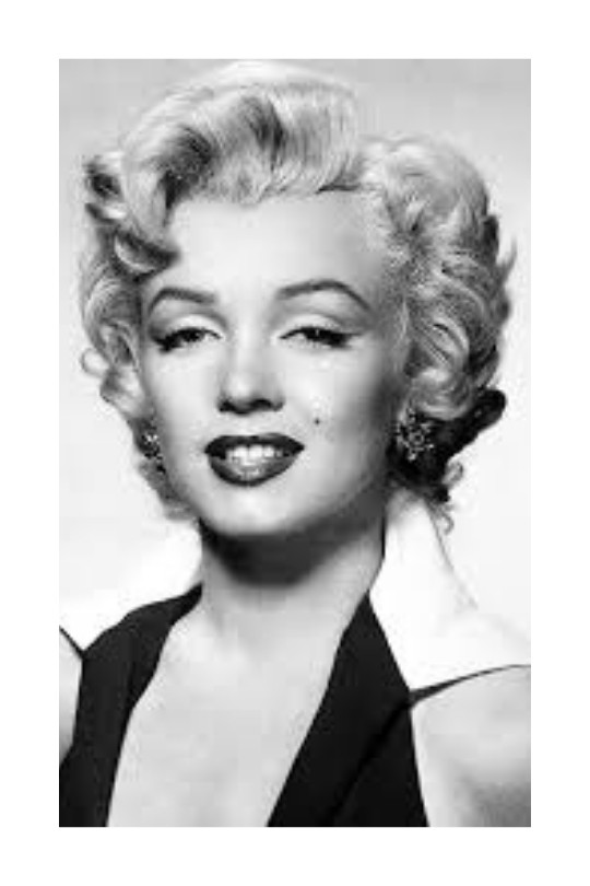 EYEBROW TRENDS OVER THE YEARS | 1950s MARILYN MONROE | SOFIA ROSE BEAUTY | Pic credit: Unknown