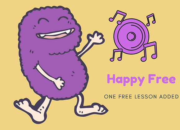 15 x 30 Minutes Online Music Lessons Package (Plus 1 FREE Lesson)
