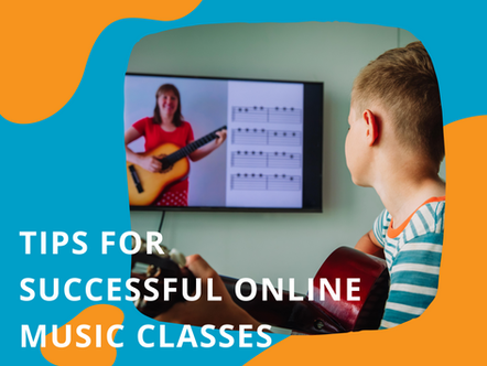 How To Have A Successful Online Music Class