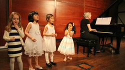 kid choir lesson, kid voice lesson