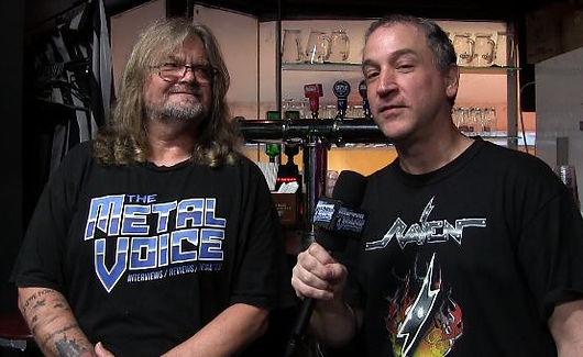 Grim Reaper's Steve Grimmett Talks Lyrics off New Album 'At