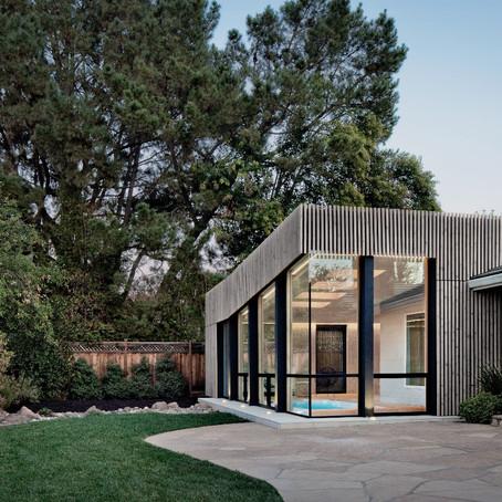 ArchDaily | Los Altos Poolhouse / Framestudio