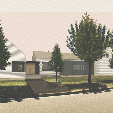 Permitted | Forever Home 02 receives building permit.