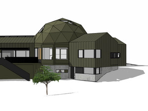 Passive House   Geodome