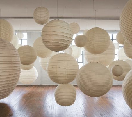 Soundings   The Japanese paper lantern: a Sea Ranch classic