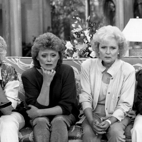 Forever Home   Grow old like the The Golden Girls