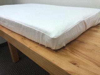 Waterproof Organic Crib Mattress Cover