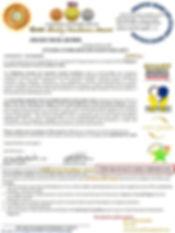 Atravelux Certificate