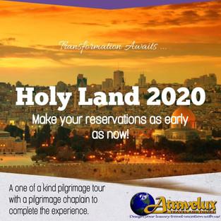 HolyLand 2020