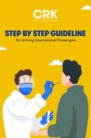 Clark Guidelines Arriving Passenger