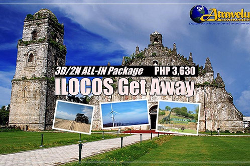 Ilocos All in Package