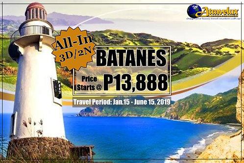 Batanes Tour 2019