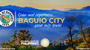Baguio Open for Tourist