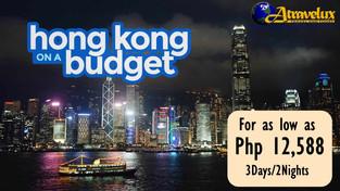 Hongkong Budget Tour