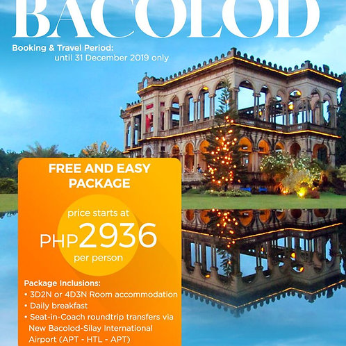 BACOLOD FREE AND EASY
