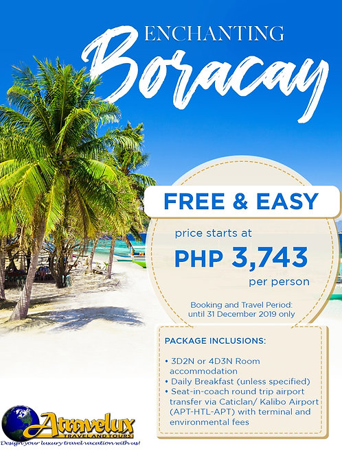 BORACAY FREE AND EASY