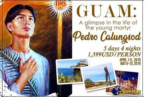 Guam Pedro Calungsod 2109