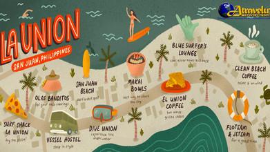 Welcome to La Union - Discover more fun!