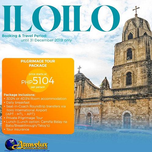 ILOILO PILGRIMAGE TOUR