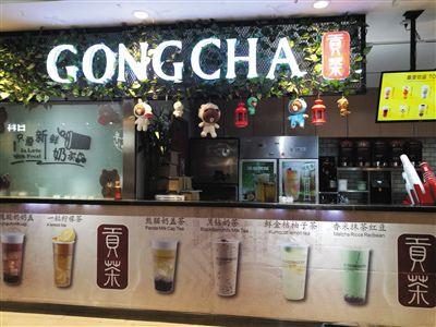茶飲商標在陸火,屢遭搶註??