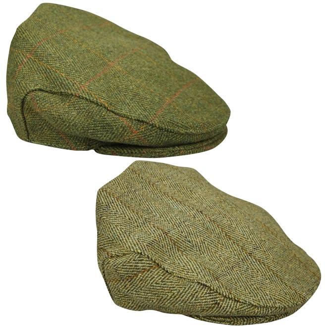 Urban Heritage® Tweed Flat Cap