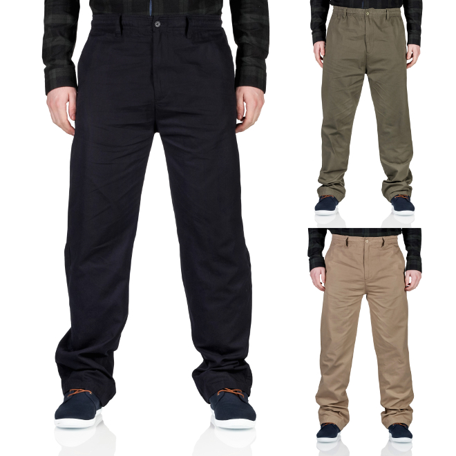 Urban Heritage® Rugby Trousers