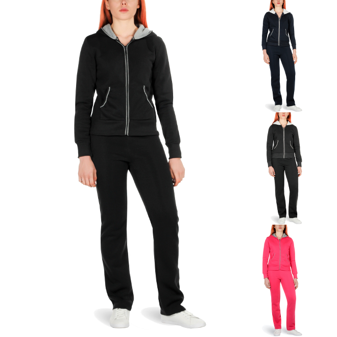 Urban Heritage® Ladies Tracksuit