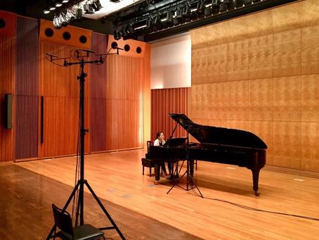 「ブーレーズ:ピアノソナタ全3曲」ノタシオン⇔ソナタ⇔バガテル レコーディング