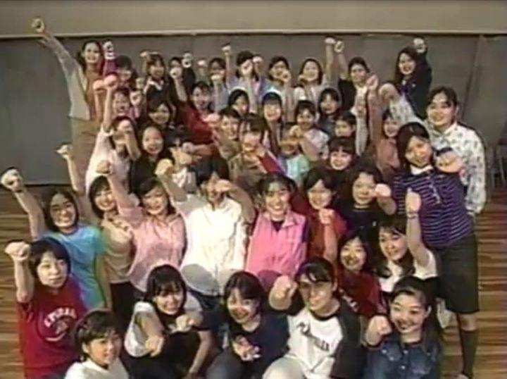 音中合唱部、NHKコンの取材を受けた時の~可愛いわたしたち♪