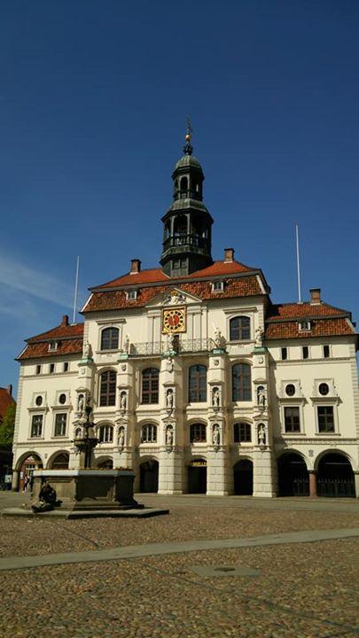 リューネブルク_市庁舎