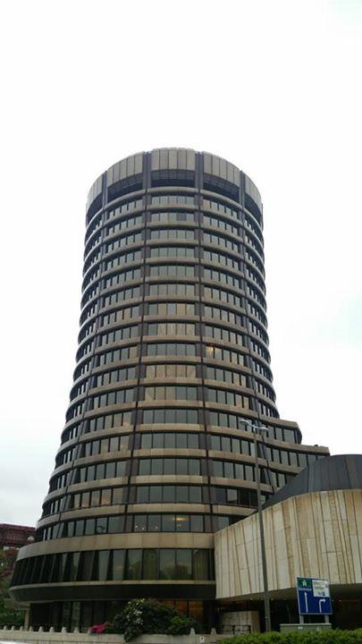 マリオ・ポッタの国際決済銀行