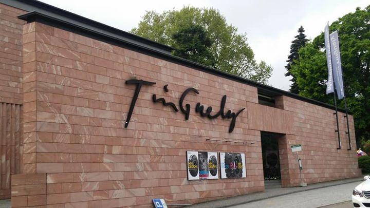 ティンゲリー美術館